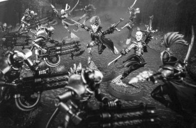 40k: The Dance of Death begins!